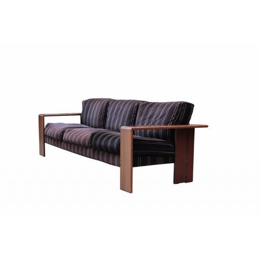 Italian Artona Sofa by Tobia & Afra Scarpa for Maxalto, 1970s