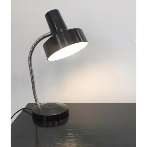 Vintage bakerlite table / desk lamp