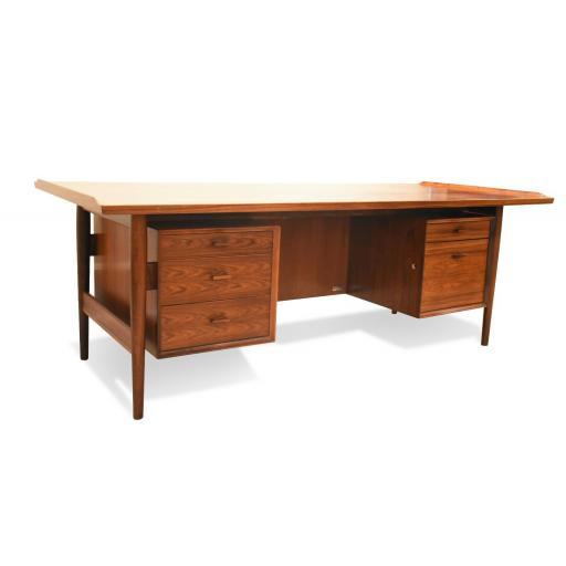 Arne Vodder Rosewood Desk for Sibast, 1960s Model 207