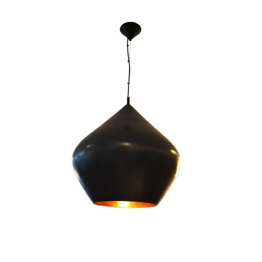 Tom Dixon Beat Stout Black Pendant ceiling light