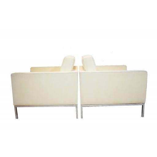 Florence Knoll Club Chairs Alcantara 3.jpg