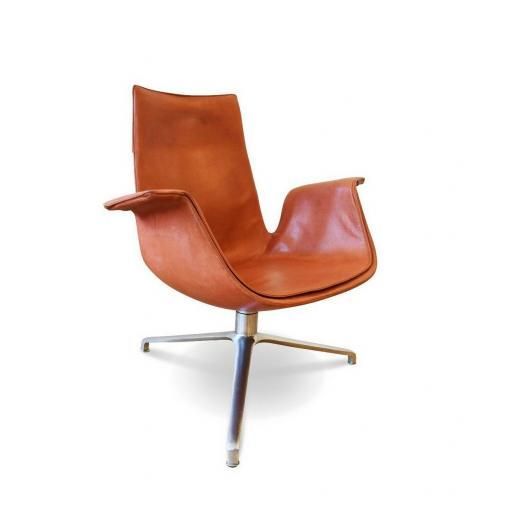 Preben Fabricius & Jørgen Kastholm 'Tulip' chair by Kill international