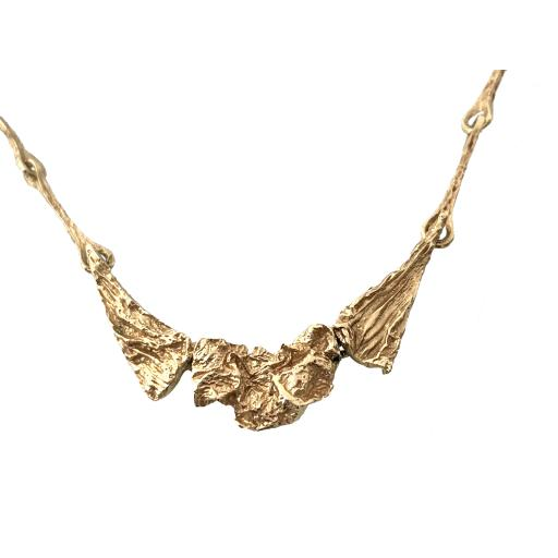 14ct Gold Necklace by Harry Askel Norgaard