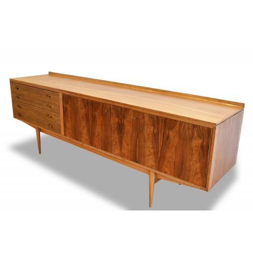 1950's Rosewood Hamilton Credenza Sideboard Robert Heritage Archie Shine - SOLD