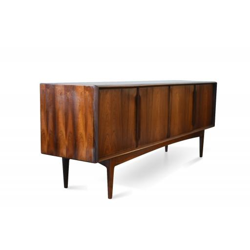 Mid 20th Century Danish Arne Vodder Rosewood sideboard