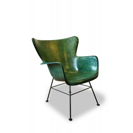 Lawrence Peabody for Selig Fibreglass chair - SOLD