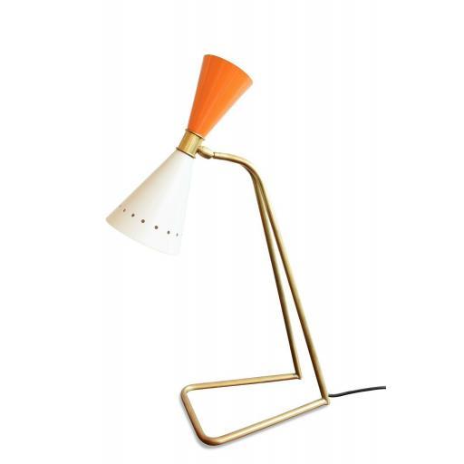 Stillnovo Italian Brass Desk Lamp