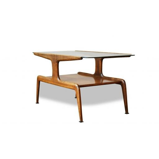 1950s Domus Nova Italian Coffee Table by Gio Ponti