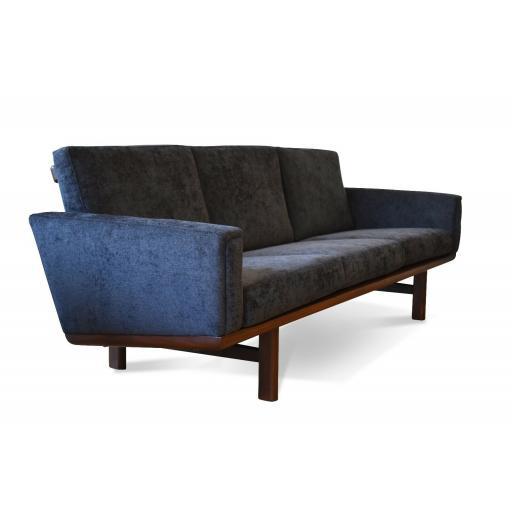 Mid 20th Century Hans Wegner three seater sofa